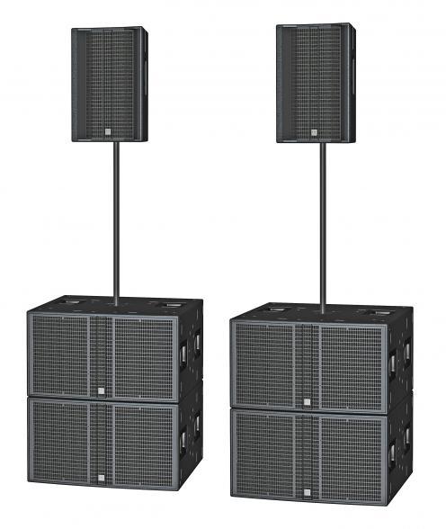 מערכת מוגברת HK Audio LTS 5