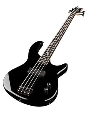 גיטרה בס בצבע שחור קלאסי Dean Guitars E09 CBK