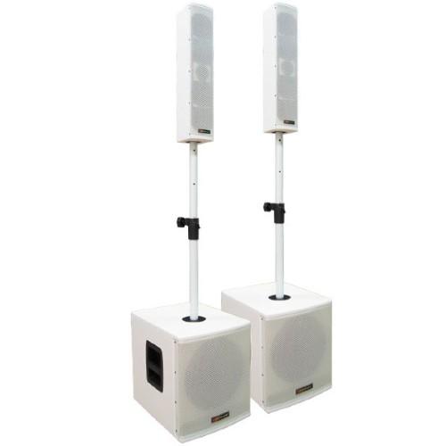 מערכת הגברה Mark SET MK BIGMAN 1000 A White