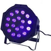תומס לד UV תותח אולטרה סגול 18X3W