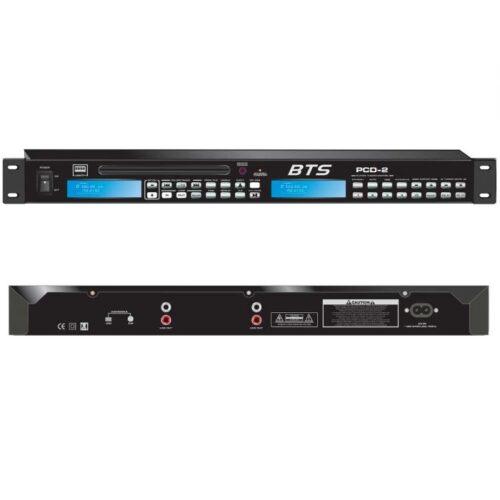 נגן CD/USB/ רדיו BTS PCD-2
