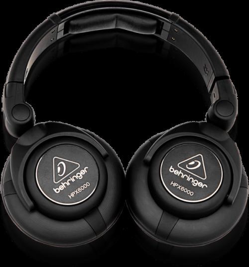 אוזניות דיג'יי Behringer HPX6000