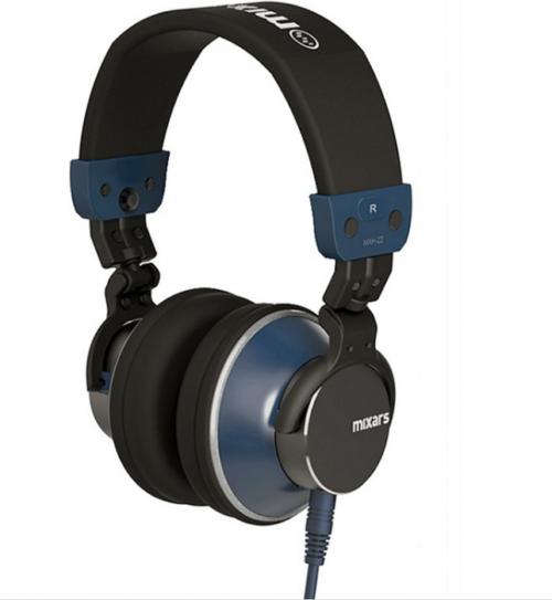 אוזניות ON-EAR לדיג׳יי MIXARS MXH-22