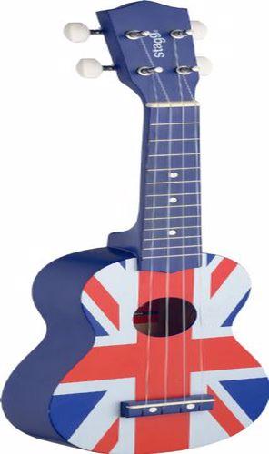 יוקללי סופרן דגל בריטניה Stagg