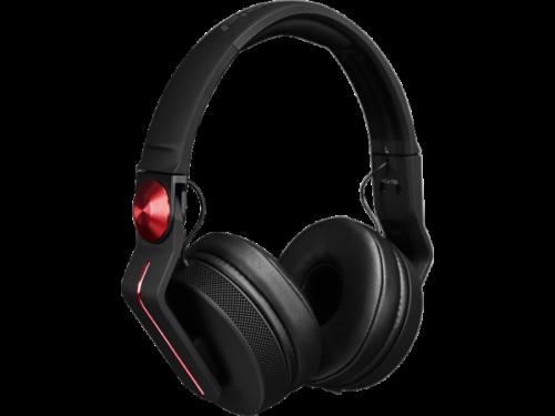אוזניות דיג׳יי Pioneer HDJ-700 אדום
