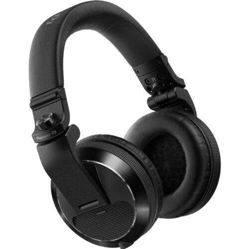 אוזניות DJ מקצועיות Pioneer HDJ-X7-K צבע שחור