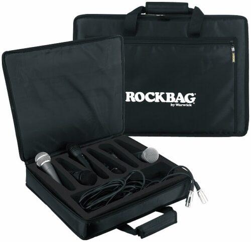 נרתיק ל 6 מיקרופונים Rockbag RB23206B