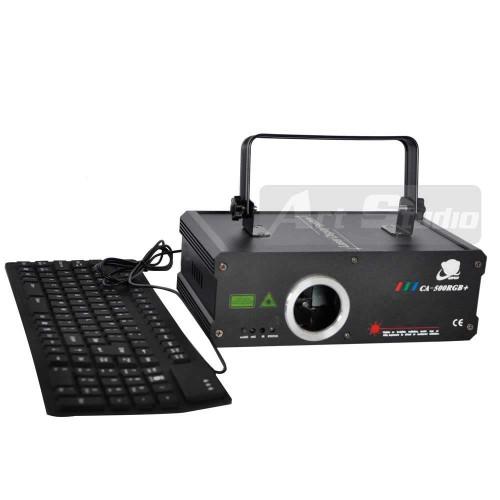 לייזר עם מקלדת RGB