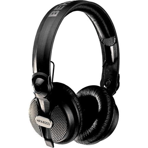 אוזניות דיג׳יי Behringer HPX4000