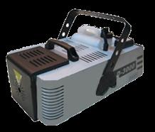 מכונת עשן אלחוטית – D1500W