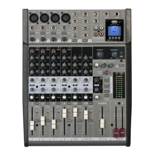 מיקסר Phonic AM1204FX USBR