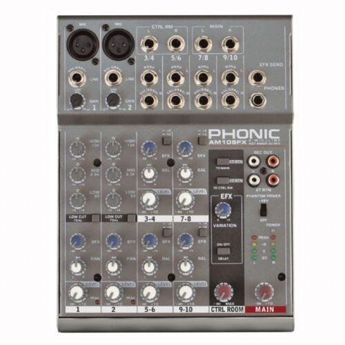 מיקסר Phonic AM105X