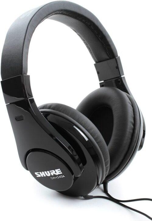 אוזניות SHURE SRH240A