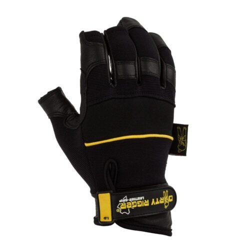 כפפות עבודה Leather Grip™ Framer (V1.3) Heavy Duty Rigger Glove