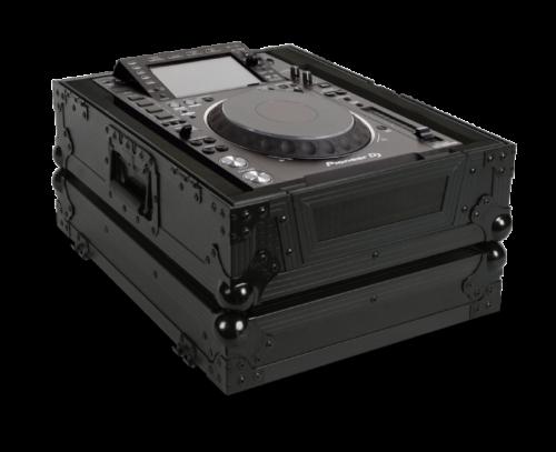 קייס קשיח לנגן / מיקסר UDG Ultimate Flight Case Multi Format CD MIXER