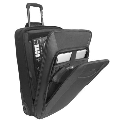 תיק טרולי UDG Creator Wheeled Midi Controller case Black 22