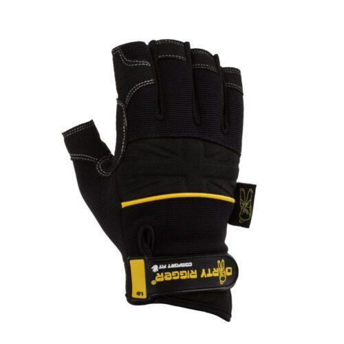 כפפות עבודה Comfort Fit™ Fingerless Rigger Glove (V1.6)