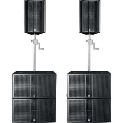 השכרת מערכת הגברה אקטיבית HK Audio LTS A